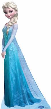 Painel de Festa Frozen Rainha Elsa
