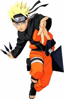 Totens - Displays - Naruto