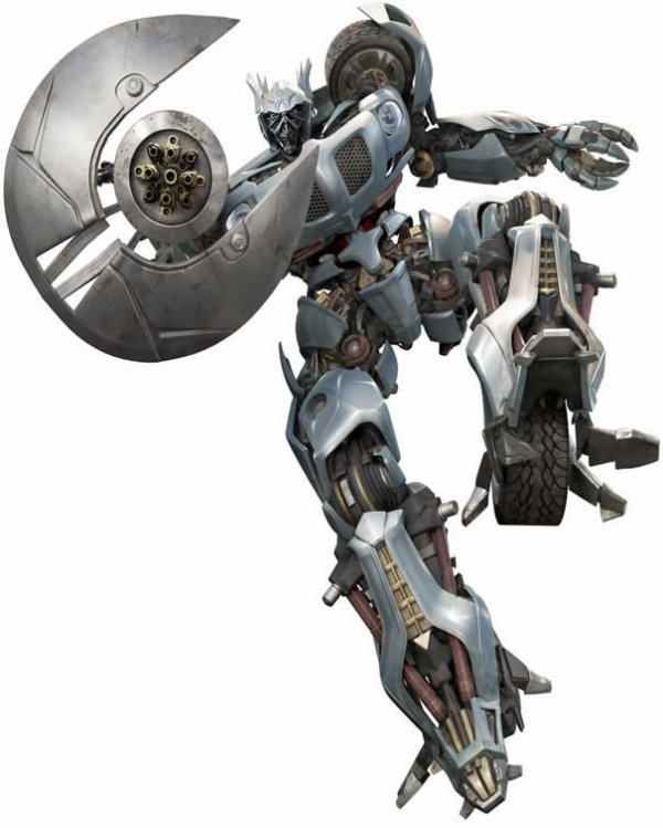 Totens - Displays - Transformers