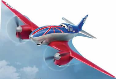 Totens - Displays - Aviões - Planes 02