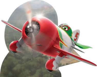 Totens - Displays - Aviões - Planes 06