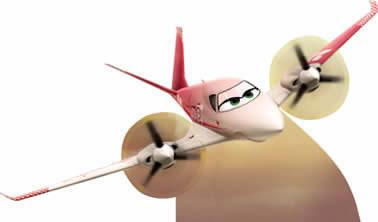 Totens - Displays - Aviões - Planes 08