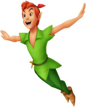 Totens - Displays - Peter Pan