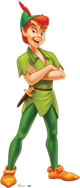 Totens - Displays - Peter Pan