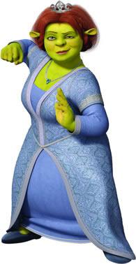 Totens - Displays - Shrek