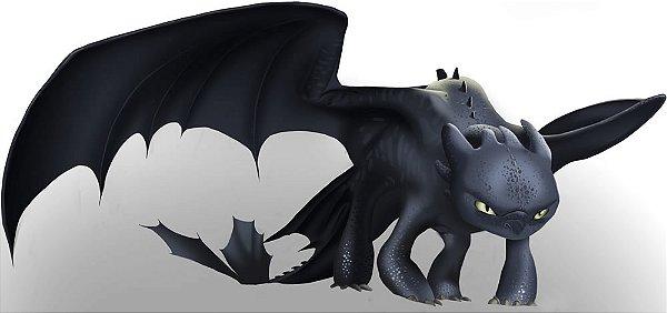 Totens - Displays - Como Treinar seu Dragão