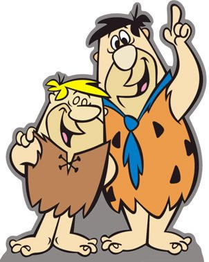 Totens - Displays - Flintstones