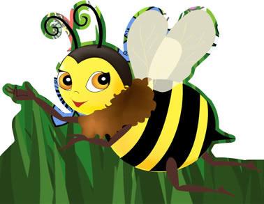 Totens - Displays - abelhinhas 07