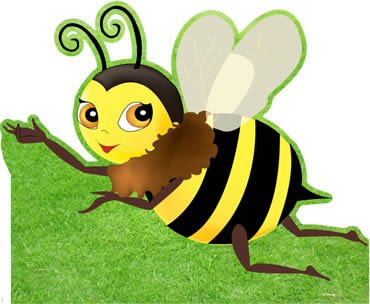 Totens - Displays - abelhinhas 08