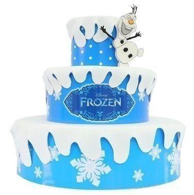 Bolo de Eva Frozen 002