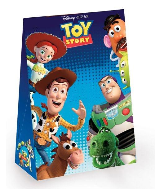 Caixa Trapézio Cromus 12x6x18 pacote 10un | Toy Story
