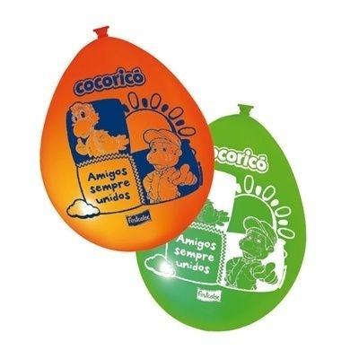 Balão de Látex Cocoricó 25 unidades|Festcolor