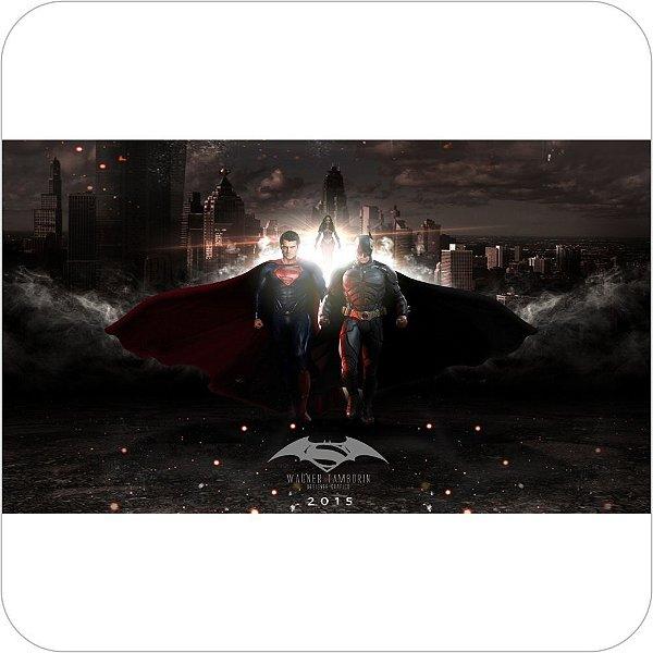 Painel de Festa Infantil Batman vs Superman - Capa Filme