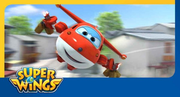 Festa Infantil Super Wings Jet
