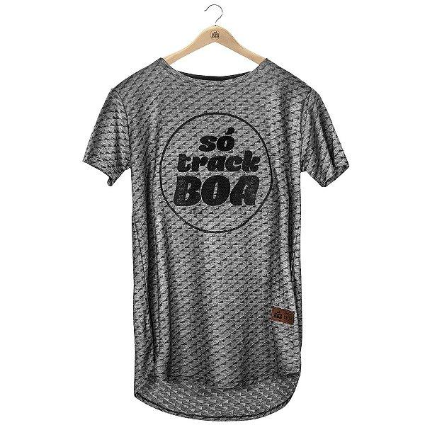 Camiseta Longline STB Jacquard - Ed. Limitada Masculina