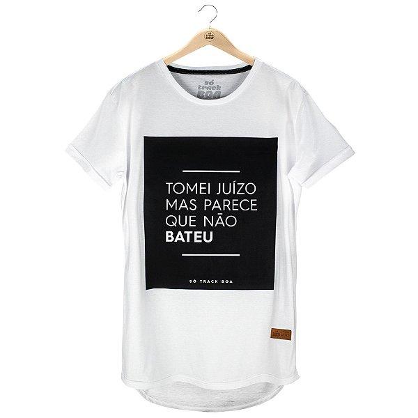 Camiseta Longline Tomei Juízo - Masculina