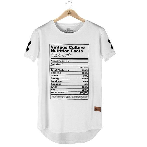 Camiseta Vintage Facts