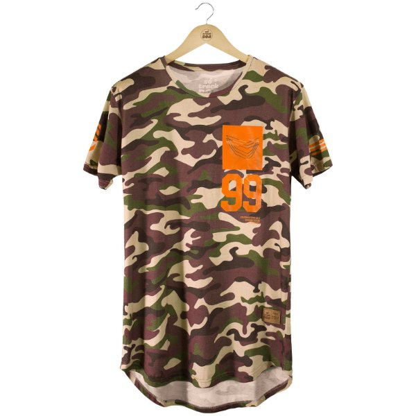 Camiseta Vintage Culture Army
