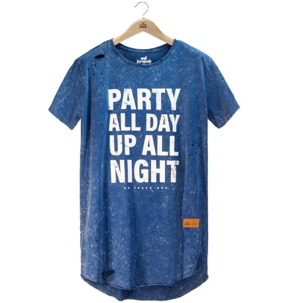 Camiseta Party All Day