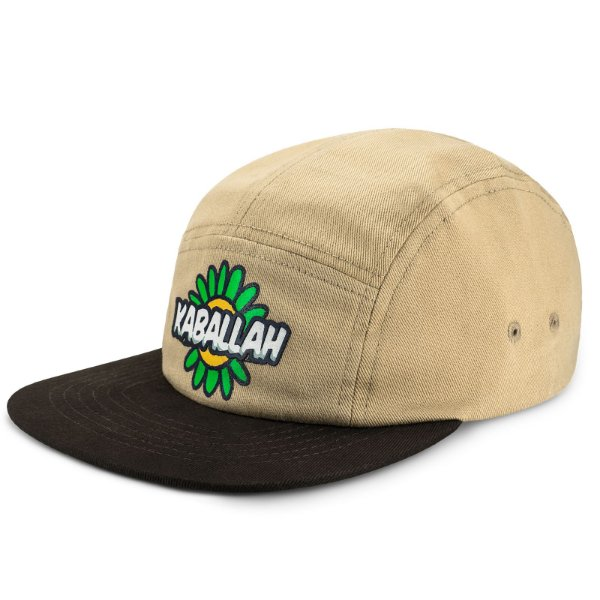 Boné Five Panel Kaballah