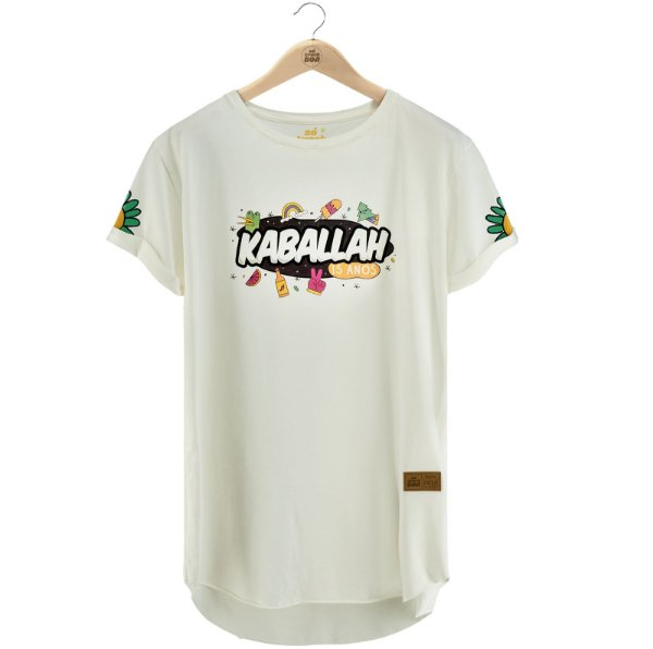 Camiseta Kaballah Ed. Limitada 15 anos