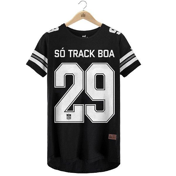 Camiseta STB 29 Football Preta
