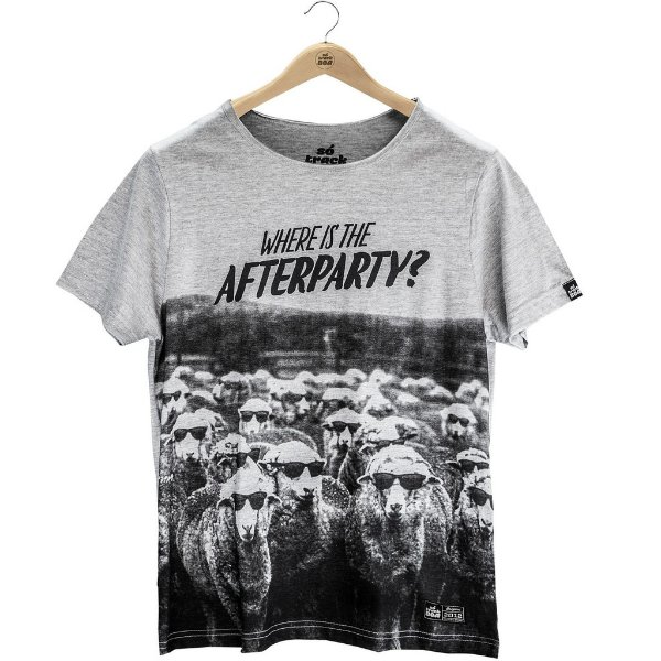 Camiseta After Party Ed. Especial - Masculina
