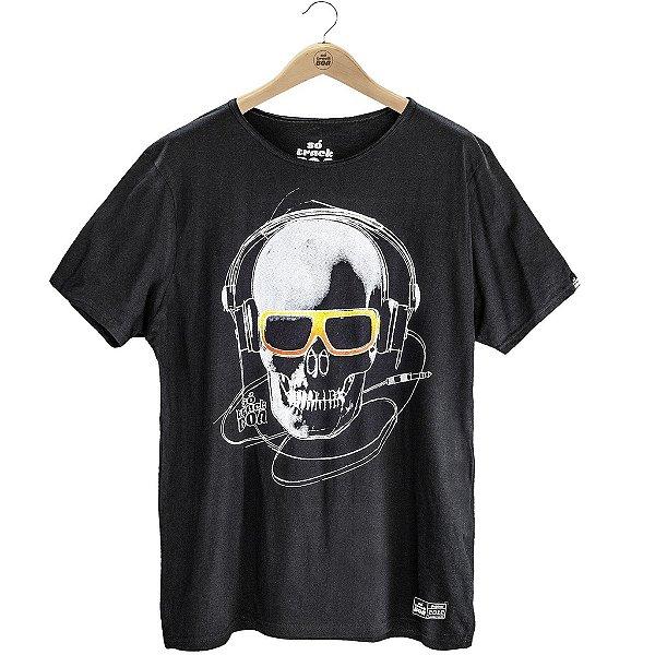 Camiseta Skull - Masculina