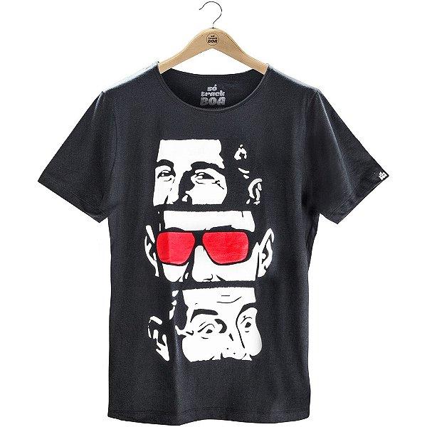 Camiseta The Three Faces - Masculina