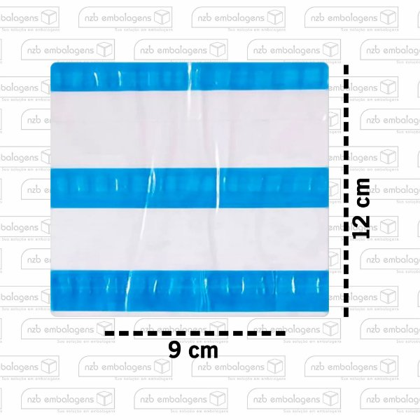 Envelope AWB Danfe para Notas Fiscais 9 x 12