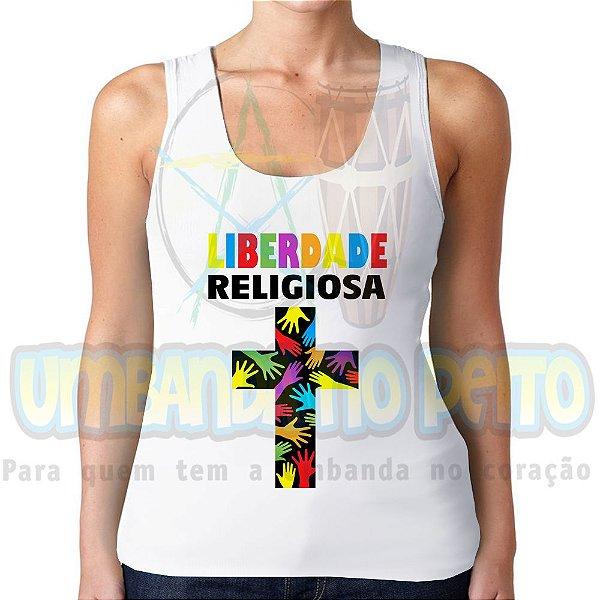 Regatinha Sim a Liberdade Religiosa