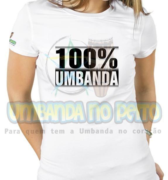Baby Look 100% Umbanda II