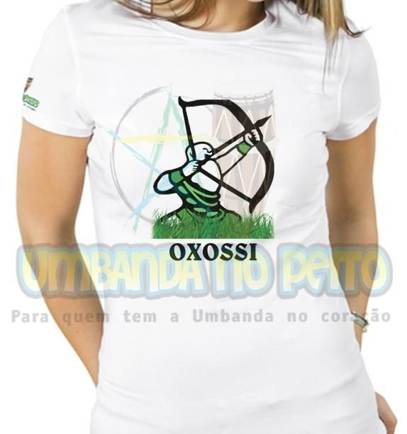 Baby Look Oxossi