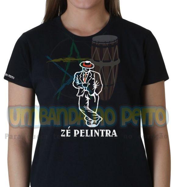 Camiseta Zé Pelintra (Algodão)