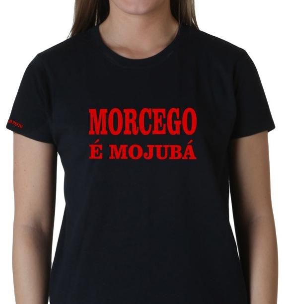 Camiseta Morcego é Mojubá