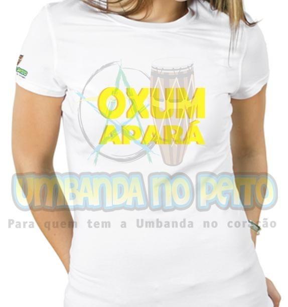 Baby Look Oxum Apará