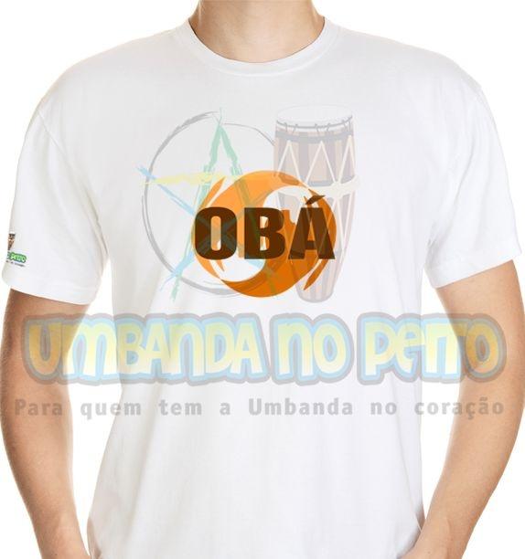 Camiseta Obá