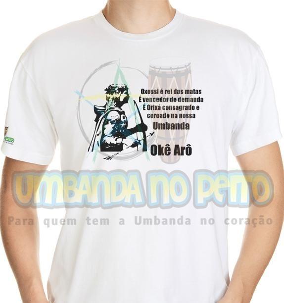 Camiseta Oxossi Vencedor de Demandas