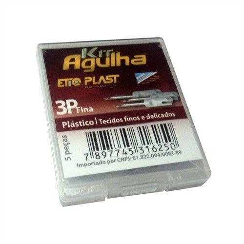 Kit c/ 5 Agulhas (Fine)