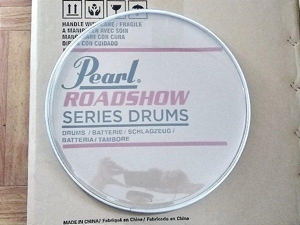Pele 14 De Surdo Pearl Roadshow Resposta