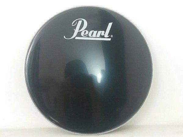 Pele 18 Pearl De Bumbo De Bateria Resposta