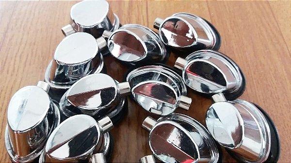 Canoa De Bateria - Nell Jazz - Top 2,5cm Kit Com 5 Un