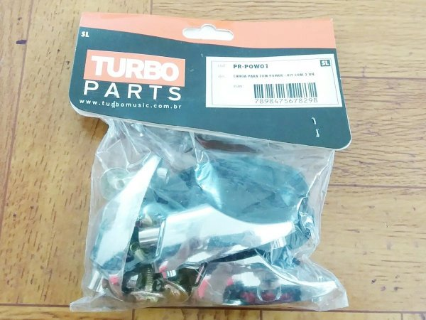 Kit Canoa Turbo De Tom Com 3 Unidades (4cm,novo)