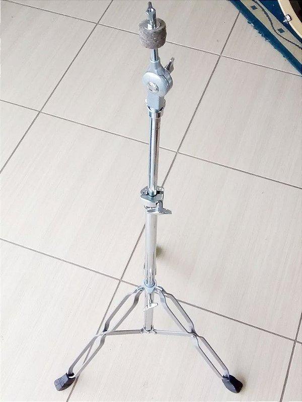 Pedestal Estante Reta De Bateria Adah
