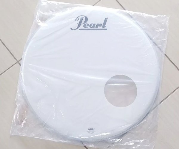 Pele 22 Pearl By Remo Porosa Frontal