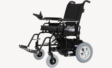 Cadeira de Rodas Motorizada SMB SM2