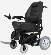 Cadeira de Rodas Motorizada Executiva SMB SM4