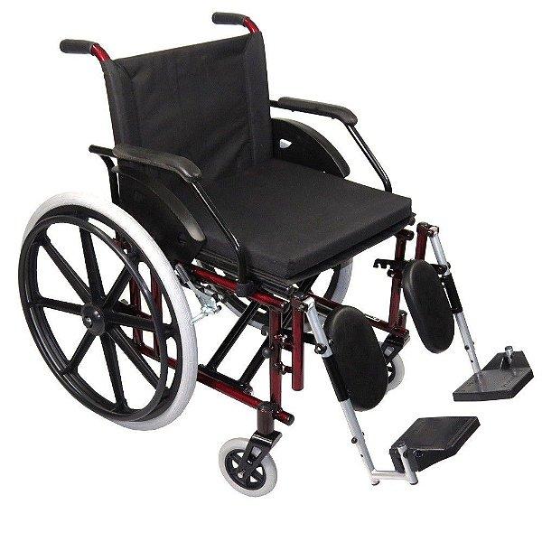 Aluguel Cadeira de Rodas Elite com Elevação de Pernas 44cm