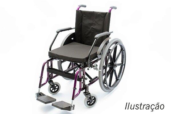 Cadeira de Rodas Elite 002 Pneu Inflável