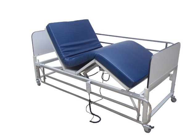 Locação Cama Hospitalar 2 movimentos Elétrica